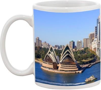 Goonlineshop Beautiful Sydney Ceramic Mug