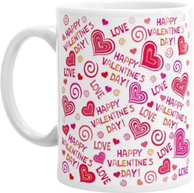 Hainaworld Valentines Day Wallpaper Coffee  Ceramic Mug