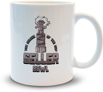Shoppers Bucket Geller Bowl Ceramic Mug