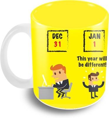 Thecrazyme 2016 Ceramic Mug