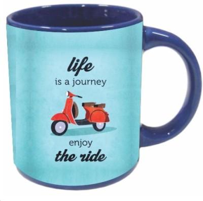 Printland My Ride PMBu0140 Ceramic Mug