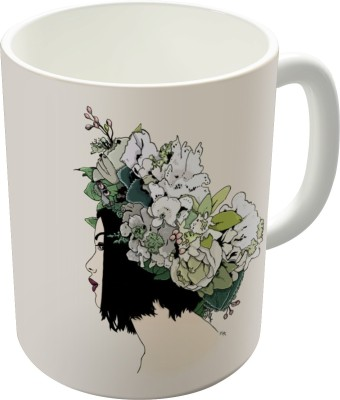 Dreambolic Geisha Ceramic Mug