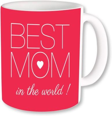 A Plus Mother's Day Best Mom.jpg Ceramic Mug