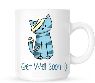 Huppme Get Well Soon Ceramic Mug