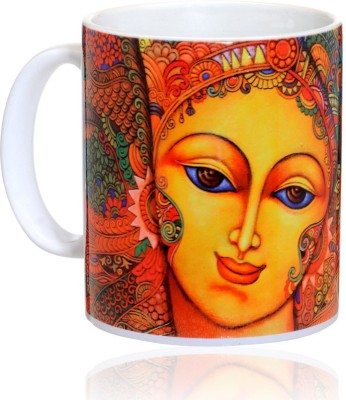 An Yahh!! Art Painting Ceramic Mug