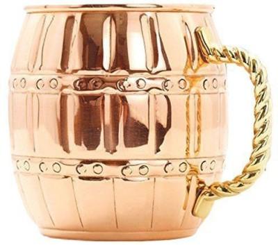 AsiaCraft MOSCOWMUG014 Copper Mug