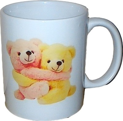 Exxact Teddy Ceramic Mug