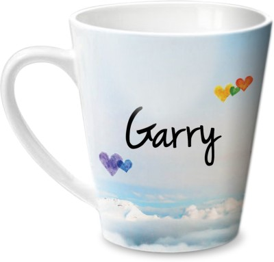 Hot Muggs Simply Love You Garry Conical  Ceramic Mug