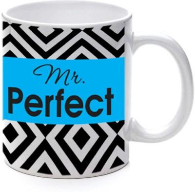 Printland Mr. Perfect Flare Ceramic Mug