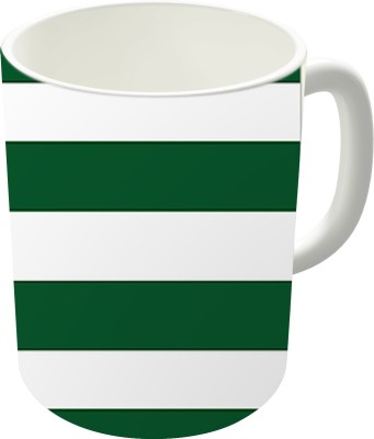 Dreambolic The Hoops Ceramic Coffee Ceramic Mug