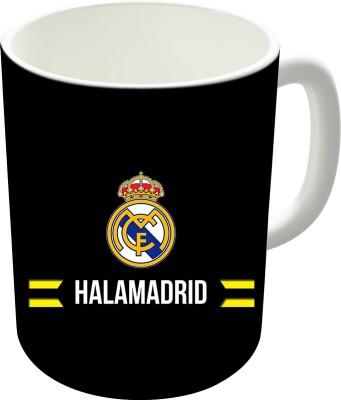 The Fappy Store Real Madrid Fan Ceramic Mug