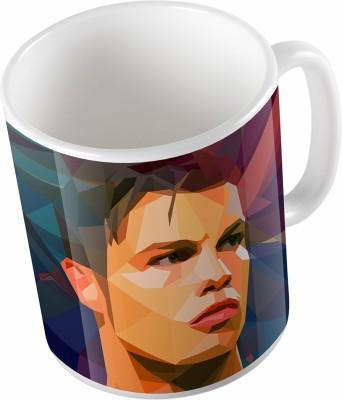 Uptown 18 Ronaldo Vector Ceramic Mug