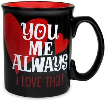 Archies  - you me always i love that Ceramic Mug