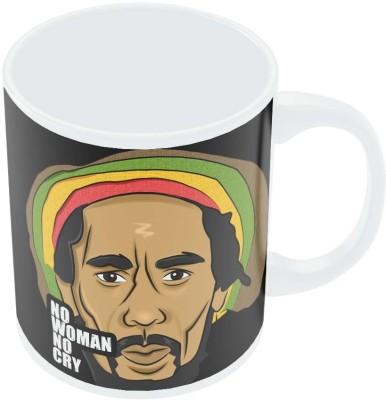 PosterGuy No Woman No Cry   Bob Marley Reggae Legend Ceramic Mug
