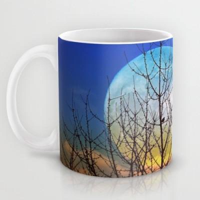 Astrode The Moonwatcher Ceramic Mug
