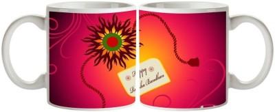 Artist Raksha Bandhan Rakhi MB-2101 Ceramic Mug