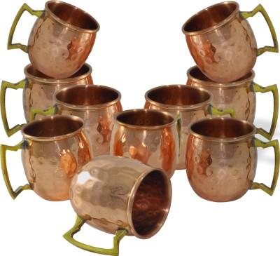 Dakshcraft Asian Small Copper Mug