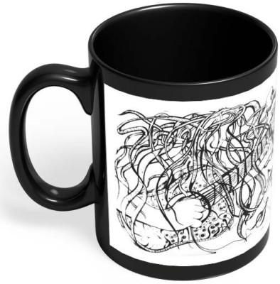 PosterGuy Live Unplugged. Live Melodious! Ceramic Mug
