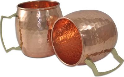 AsiaCraft MOSCOWMUG006-2 Copper Mug