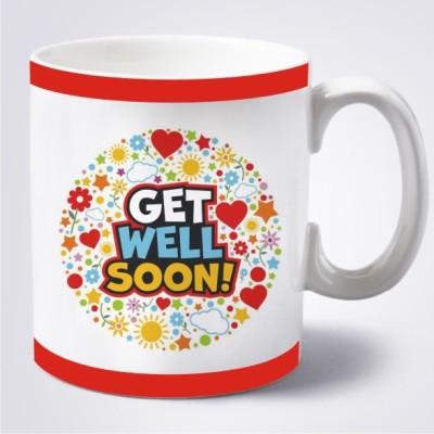 Big Idea Get Well Soon Ceramic Mug