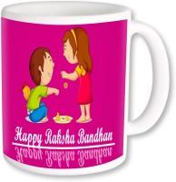 PhotogiftsIndia Gift For Rakshabandhan Ceramic Mug(325 ml)