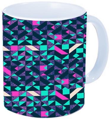 Rawkart Print blue Ceramic Mug