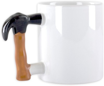 Emerge Hammer Ceramic Mug