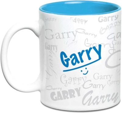 Hot Muggs Me Graffiti - Garry Ceramic Mug