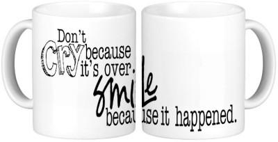 Shopmillions Don't Cry Ceramic Mug