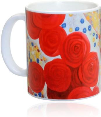 An Yahh!! Art Painting Ceramic Mug