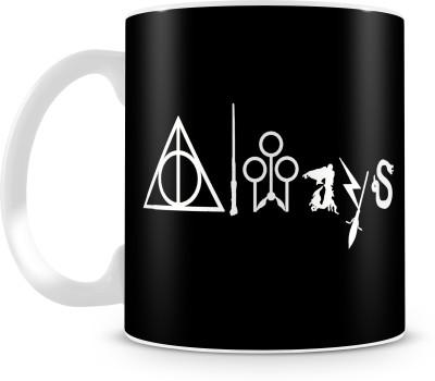 Saledart Harry Potter Always Severus Snape Lily Potter Ceramic Mug