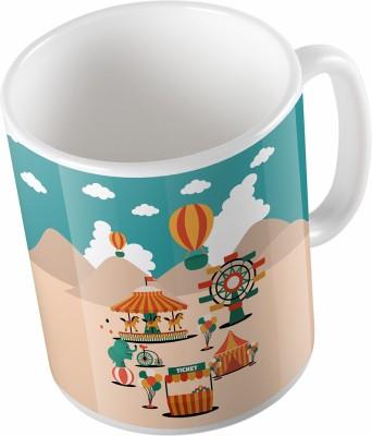 Uptown 18 Coffee 018 Ceramic Mug