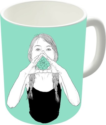Dreambolic Shout Out Loud Ceramic Coffee Ceramic Mug