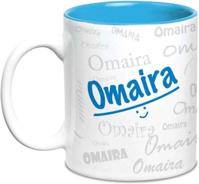 Hot Muggs Me Graffiti - Omaira Ceramic Mug