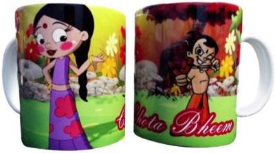 PLK Enterprises Special Character  Ceramic Mug