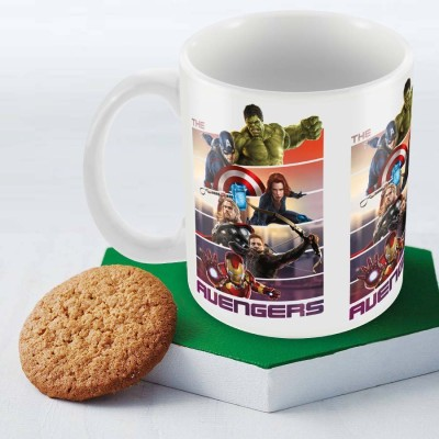 Posterboy The Avengers Officially Licensed (Pack Of 1) Ceramic Mug