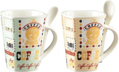 DHARMARAJ LINKS TT Porcelain Mug