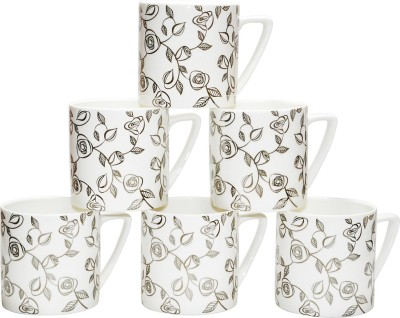 Dandy Lines 35009-Puja Bone China Mug
