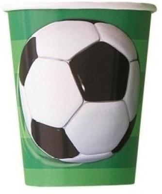 Folat Cup Football Paper Mug