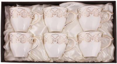 Hi Luxe 32992-gold Porcelain Mug