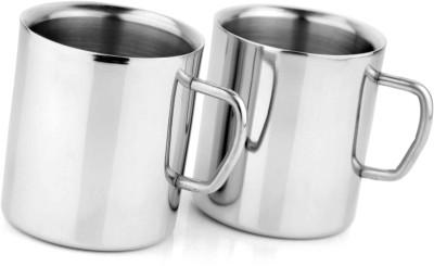 Airan Large Stainless Steel Mug