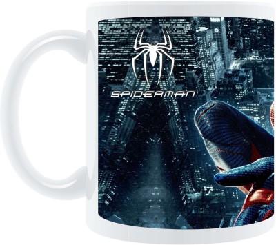 AB Posters Spiderman (D) Ceramic Mug