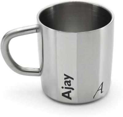 Hot Muggs Me Classic  - Ajay Stainless Steel Mug