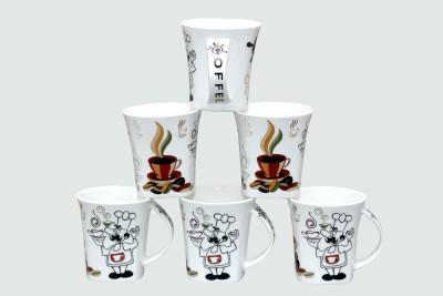 Pearl H-567 Bone China Mug