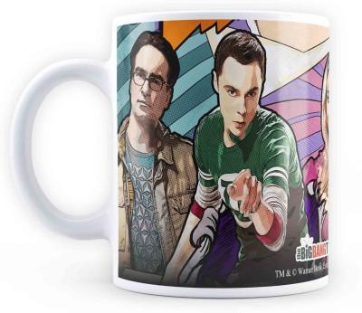 MC SID RAZZ BBT - Comic Style Ceramic Mug