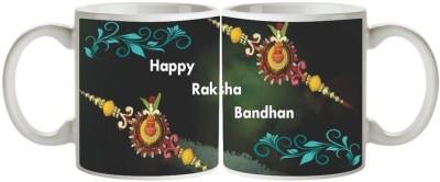 Artist Raksha Bandhan Rakhi MB-1819 Ceramic Mug