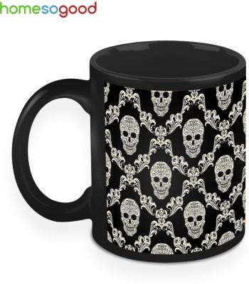 HomeSoGood The Look Is So Dangerous Coffee Ceramic Mug