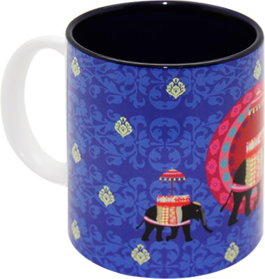 The Elephant Company Butti Coffee Ceramic Mug
