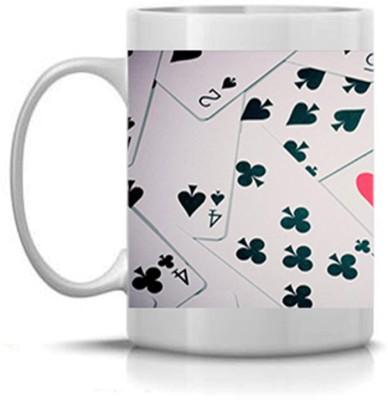 Shopmania Cards Ceramic Mug