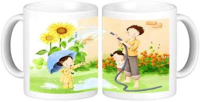 Shopmillions Father,s Love Raining Ceramic Mug